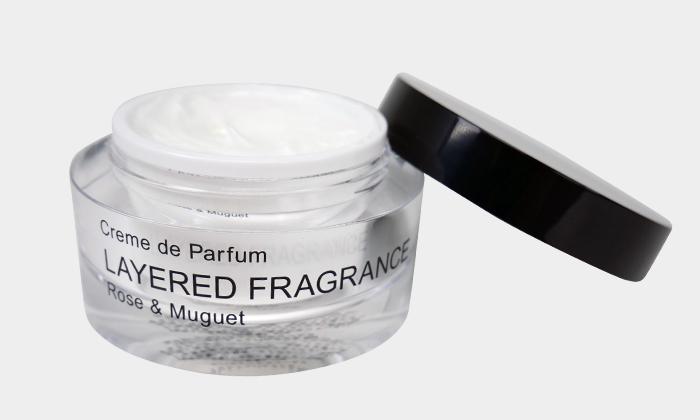 LAYERED FRAGRANCE Crème de Parfum レイヤードフレグランス クリーム ド パヒューム
