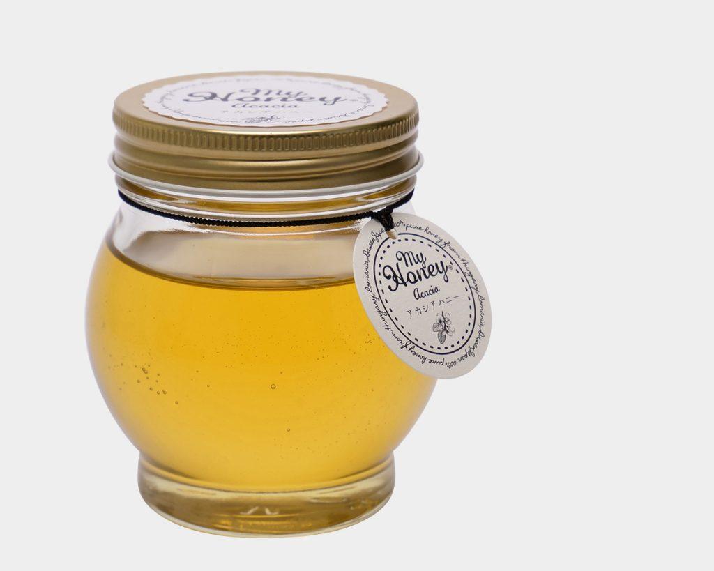 アカシアハニーはちみつ蜂蜜