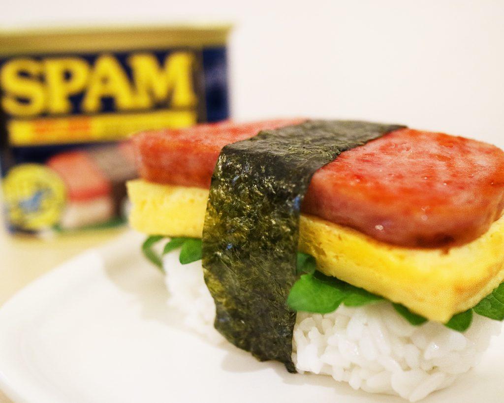 spam(スパム)沖縄のソウルフード