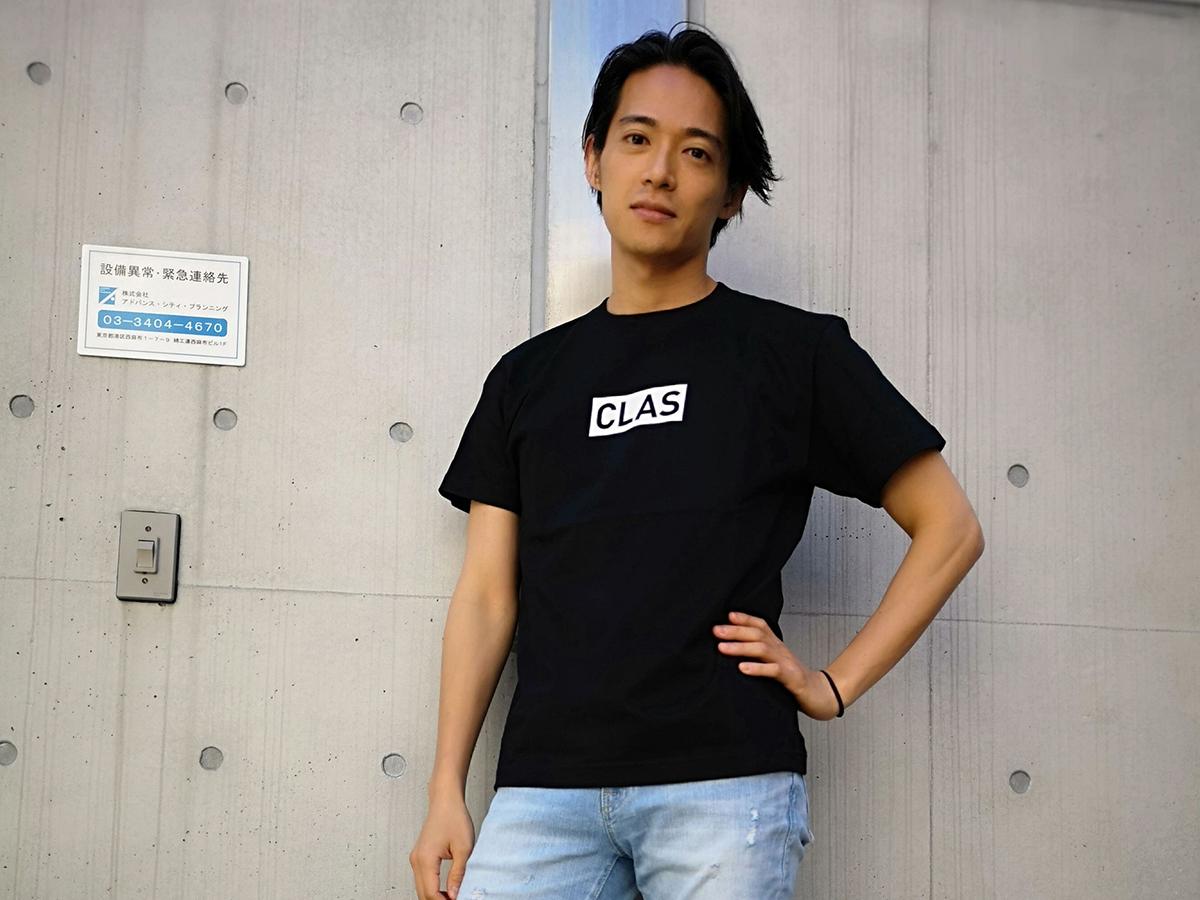 「CLAS Tシャツ」初代バチェラー久保が手がけるCLASオリジナルT ...